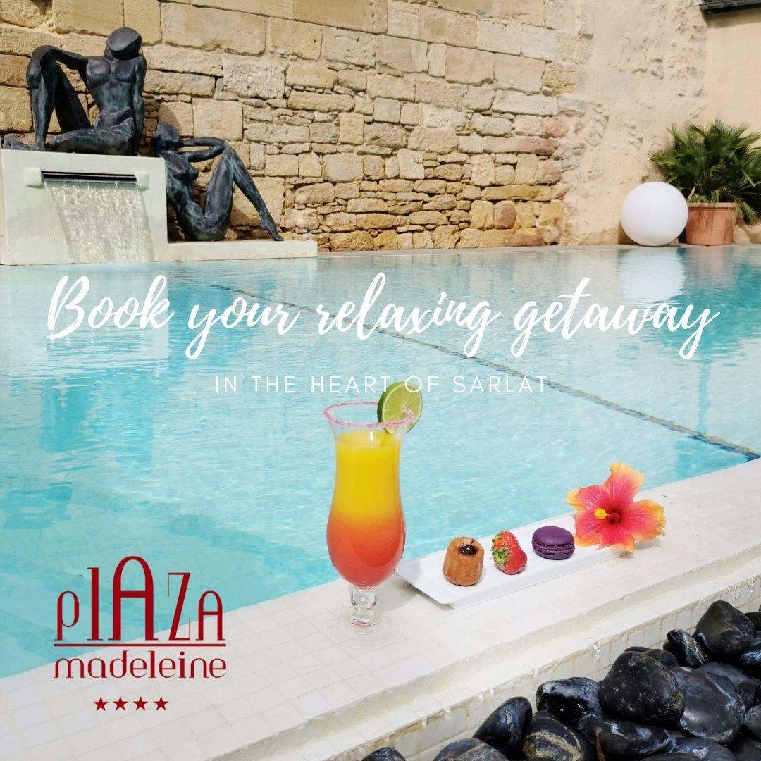 relaxing getaway experience in Sarlat
