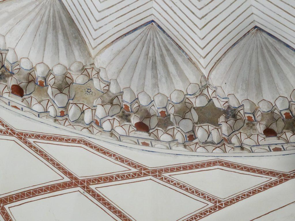 ceilign details of Humayun's tomb - Delhi