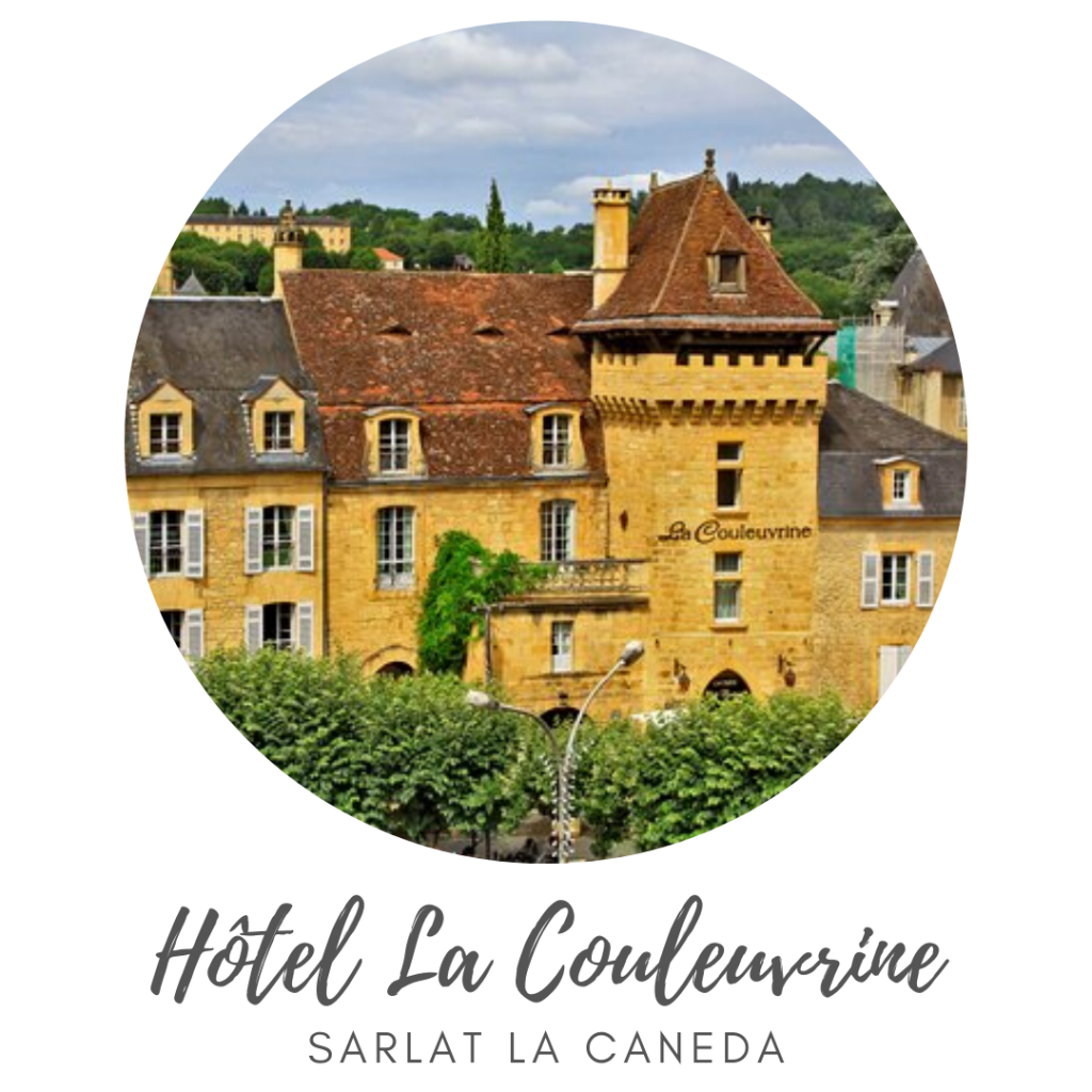 Hotel La Couleuvrine - Sarlat