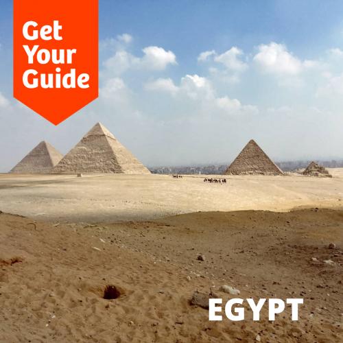 pyramids of Giza destination