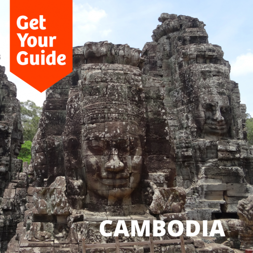Siem Reap temples - Cambodia