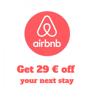airbnb deal with 29 euros discount