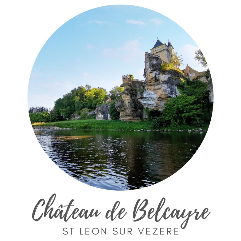 river view - Chateau de Belcayre