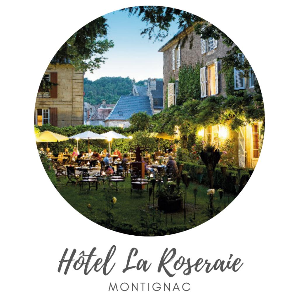 Hotel La Roseraie - Montignac