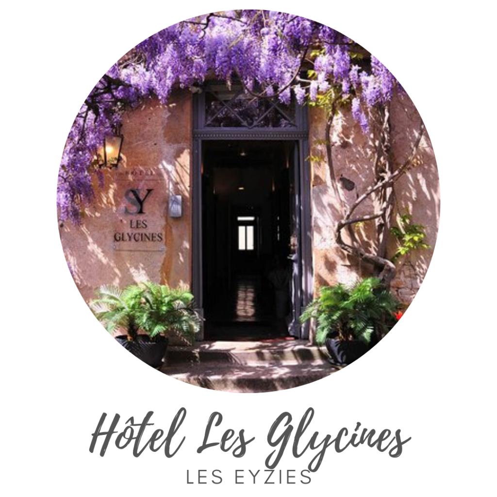 Hotel Les Glycines - Les Eyzies
